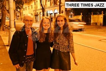 BA: Kaviareň Adriana - Three Times Jazz !!!