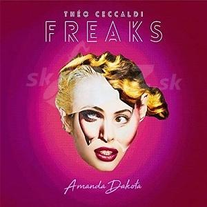 CD Théo Ceccaldi Freaks – Amanda Dakota