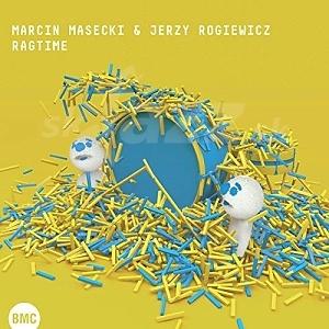 CD Marcin Masecki & Jerzy Rogiewicz – Ragtime