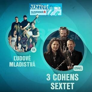 Ako predkrm BJD - Ľudové Mladistvá a 3 Cohens Sextet !!!