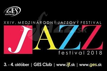 XXIV. Medzinárodný jazzový festival Košice 2018 !!!