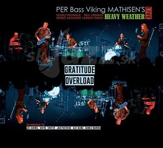 CD Per Bass Viking Mathisen – Heavy Weather