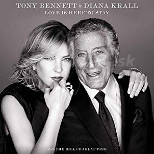 CD Tony Bennett & Diana Krall – Love is here to stay