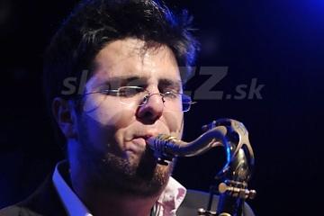 Saxofonista Gábor Bolla !!!