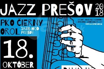 27. ročník festivalu Jazz Prešov 2018 !!!