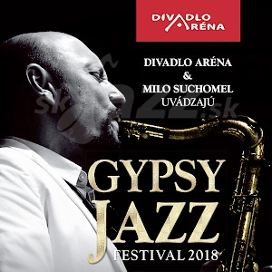 Hviezdy Gypsy Jazz Festivalu 2018 !!!