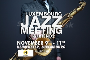Luxembourg Jazz Meeting 2018 !!!