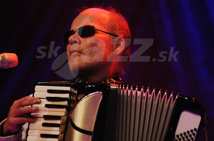 Akordeonista Otto Lechner