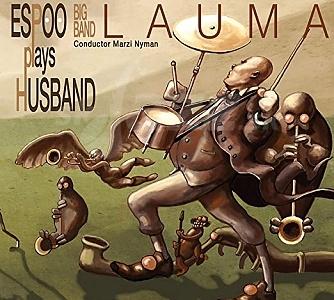 CD Espoo Big Band – Lauma