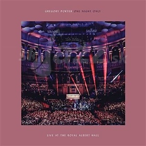 CD/DVD Gregory Porter – One night only