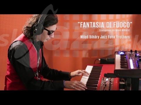 Slovensko – Miloš Biháry & Jazz Funk Brothers !!!
