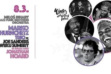 Winter Jazzfest Trnava 2019 - 2.koncert !!!