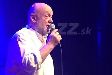 Nový album Petra Lipa na pódiu !!!