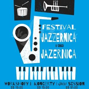 Festival Jazzernica v obci Jazernica !!!