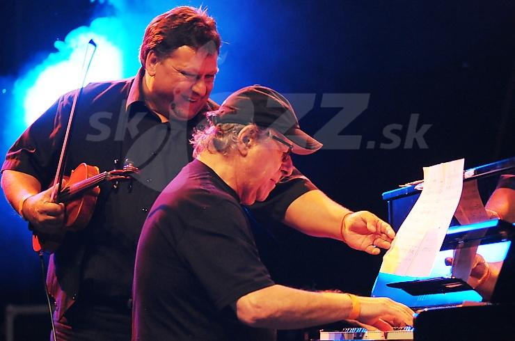 Zipflo Weinrich a Fritz Pauer !!!
