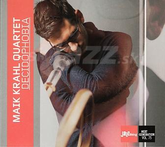 CD Maik Krahl Quartet – Decidophobia