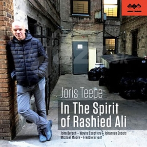 CD Joris Teepe – In The Spirit of Rashied Ali