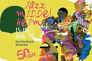 Jubilejný Jazz Middelheim 2019 !!!