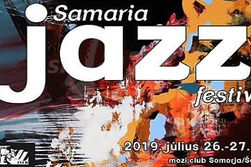 Samaria Jazz Festival 2019 - 1.deň !!!