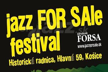 Košice: Jazz For Sale - 2.sobota !!!