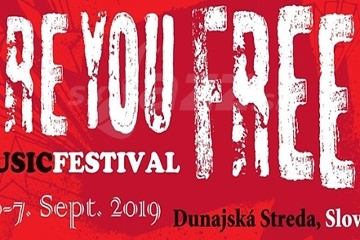 2. deň na festivale Are you free? 2019 !!!