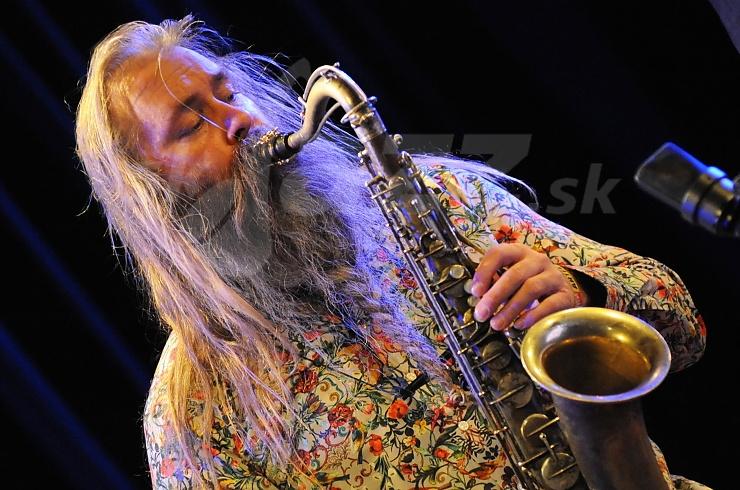 Tenor saxofonista Trygve Seim !!!
