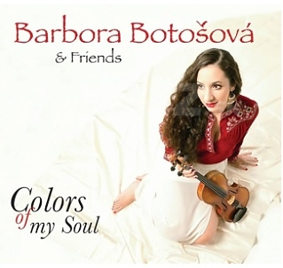CD Barbora Botošová – Colors of my Soul