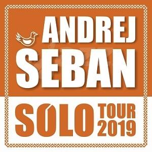 Andrej Šeban SÓLO TOUR 2019 !!!