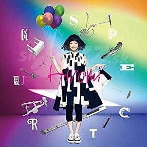 CD Hiromi – Spectrum
