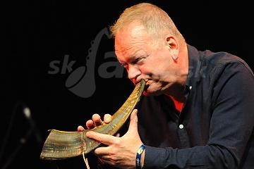 Saxofonista Karl Seglem !!!