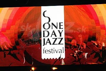 11. ročník One Day Jazz Festival – 1. deň !!!