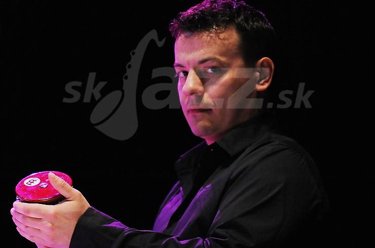 Perkusionista Štefan Bugala !!!