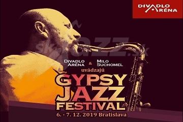 Dvojdňový Gypsy Jazz Festival !!!