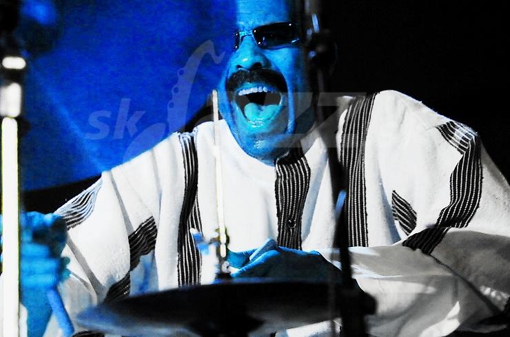 Perkusionista Kahil El´ Zabar !!!