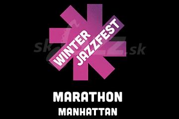 Winter Jazzfest - Marathon Manhattan !!!