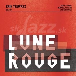 CD Erik Truffaz Quartet – Lune Rouge