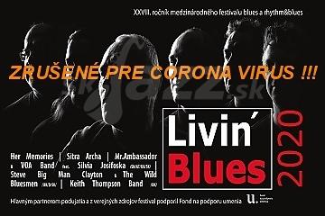 Livin´ Blues 2020 !!!