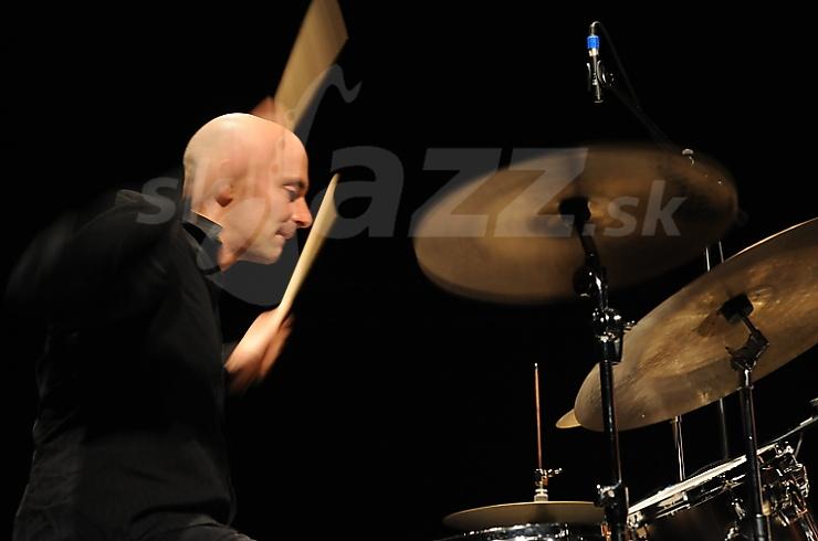Bubeník Rich Huntley !!!