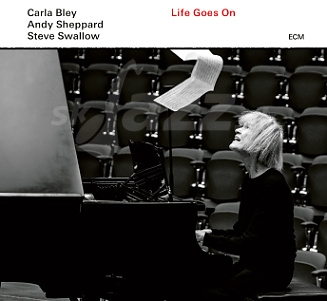 CD Carla Bley/Andy Sheppard/ Steve Swallow – Life Goes On