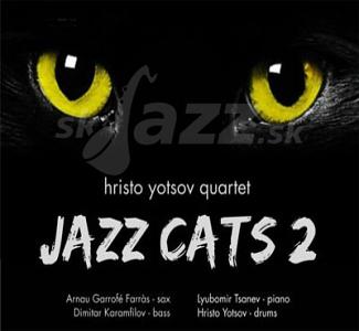 CD Hristo Yotsov Quartet – Jazz Cats 2