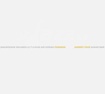 CD Andrés Thor – Paradox