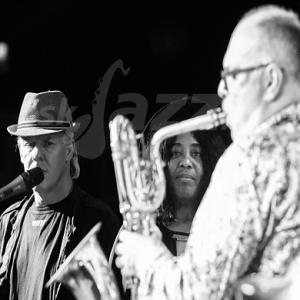 Erik Rothenstein BAND - LIVE with Gábor Winand & Elsa Valle