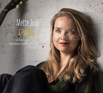 CD Mette Juul – Change