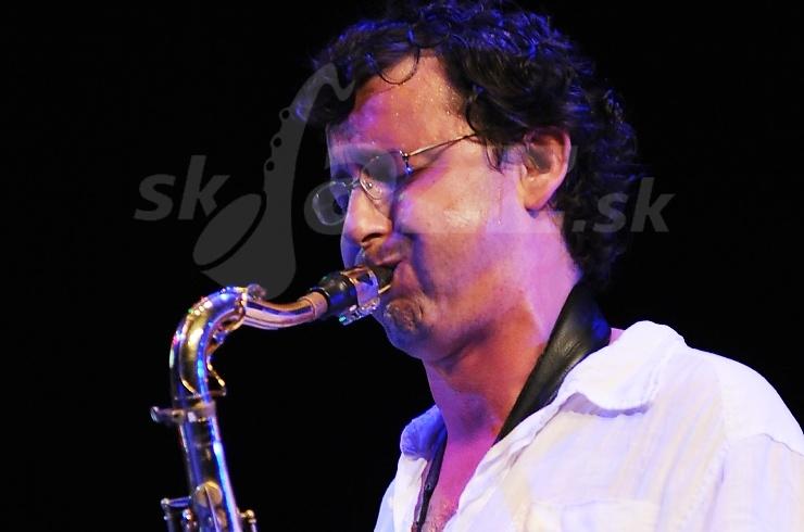 Saxofonista Herwig Gradischnig !!!