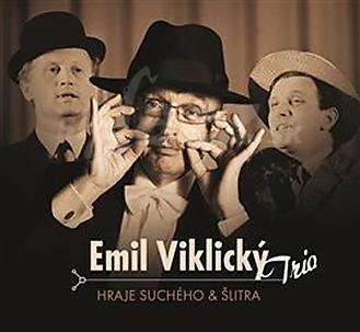 CD Emil Viklický Trio hraje Suchého & Šlitra