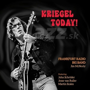 CD Frankfurt Radio Big Band – Kriegel Today!