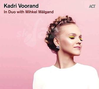 CD Kadri Voorand – In Duo with Mihkel Mälgand