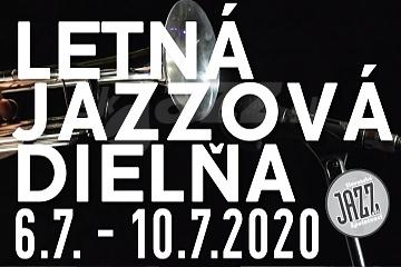 Letná jazzová dielňa v júli 2020 !!!
