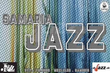3. Samaria Jazz festival 2020 !!!
