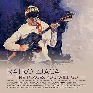 CD Ratko Zjaca – The Places You Will Go